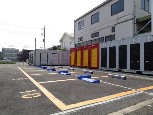 フクちゃんコンテナ蕨錦町店のスライド写真1