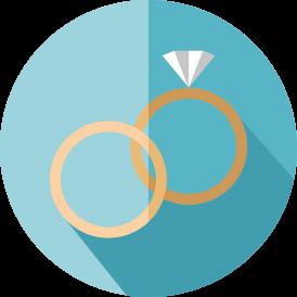 宝石・貴金属のイメージ図